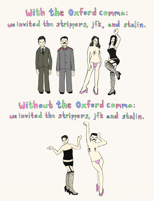 oxford-comma-strippers
